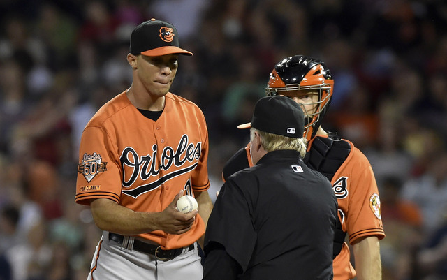 The Orioles still need pitching even after signing Ubaldo Jimenez.