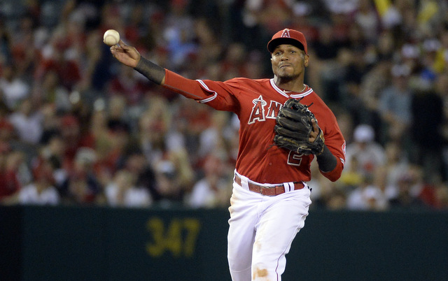 Erick Aybar is an All-Star for the first time.