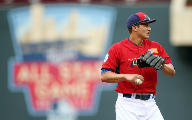 Corey Seager -- future Dodgers or future trade chip?
