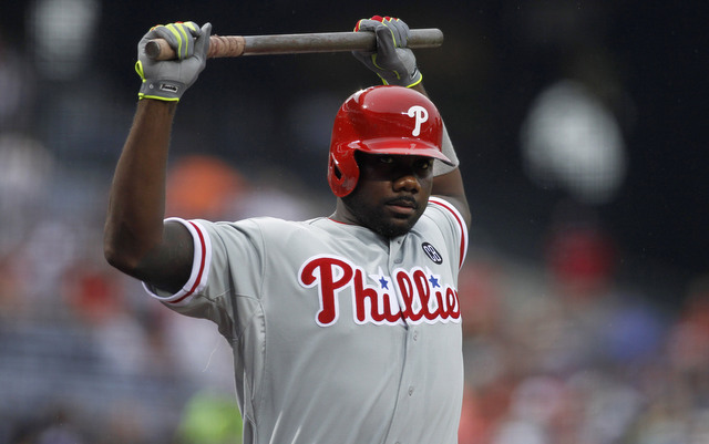 The Phillies has discussed releasing Ryan Howard after the season.