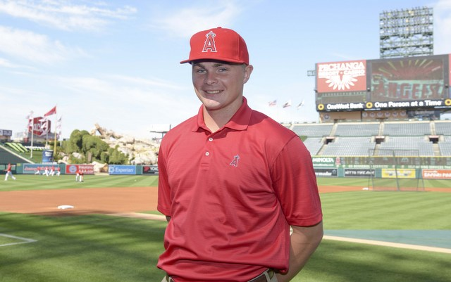 Sean Newcomb is the Angels' new top prospect, easily.