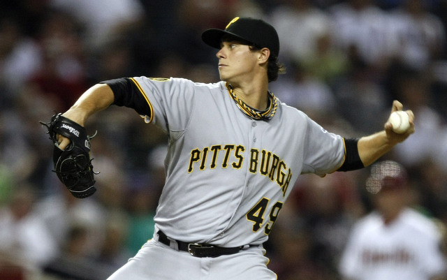 Jeff Locke was investigated as part of a game-fixing hoax.