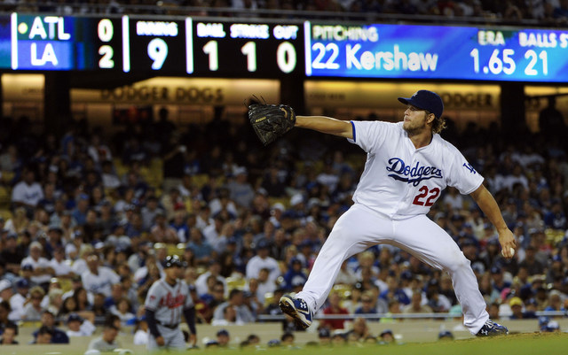 Clayton Kershaw was named NL MVP and deservedly so.