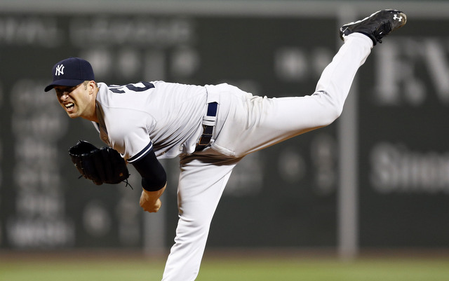 The Yankees remain in the hunt thanks to low-cost pickups like Chris Capuano.