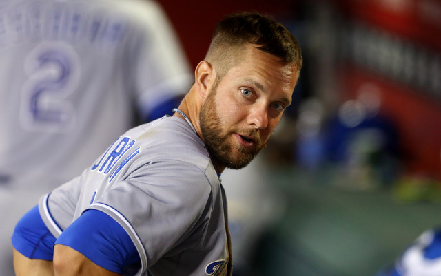 Alex Gordon is willing to delay free agency to remain a Royal.