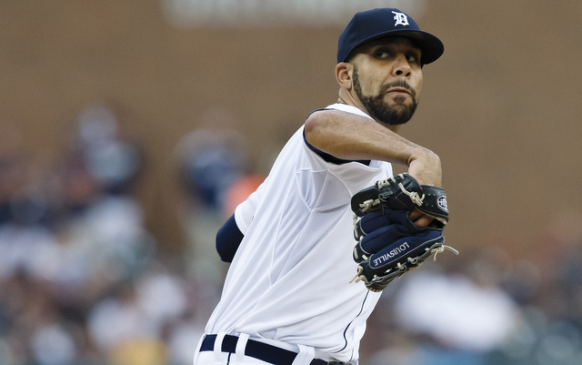 David Price and the Tigers have yet to talk about a long-term contract.