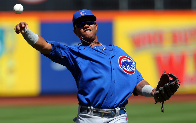Starlin Castro is being questioned in connection to a shooting for a second time this month.