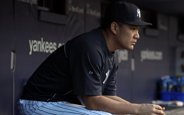 Masahiro Tanaka will take another step forward in his rehab on Saturday.