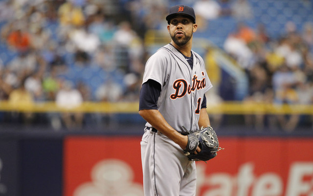 David Price was excellent in his return to Tropicana Field.