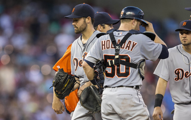 Robbie Ray and others are not helping the Tigers as fill-in starters.
