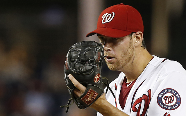 Doug Fister had a small amount of skin cancer removed from his neck recently.
