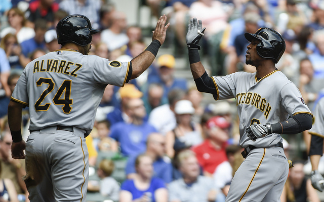 The Pirates have a chance to climb back into the NL wild-card race this week.