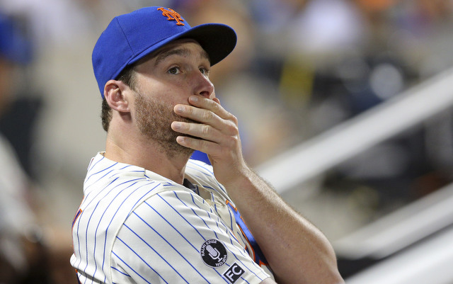 NL hits leader Daniel Murphy is heading to the disabled list.