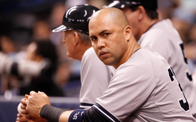 Carlos Beltran leaves Yankees to be with family following ...