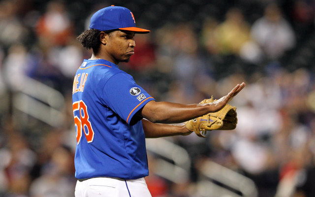 Jenrry Mejia says he was the victim of a witch hunt.