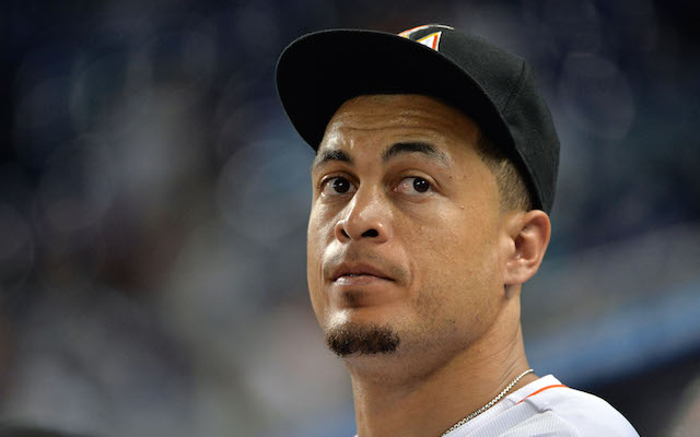 Would it really be so bad for the Marlins if Giancarlo Stanton opted out of his big contract? (USATSI)