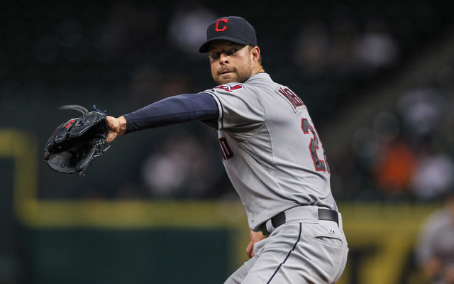 Corey Kluber is the 2014 AL Cy Young Award winner.