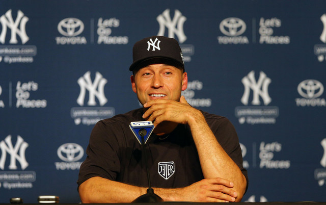 Derek Jeter on baseball: 'To be honest with you, I don't miss it at all'