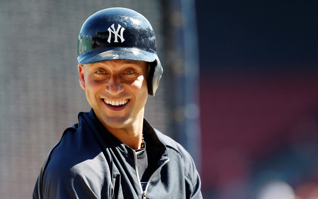 Derek Jeter isn't planning to attend Yankees' Opening Day