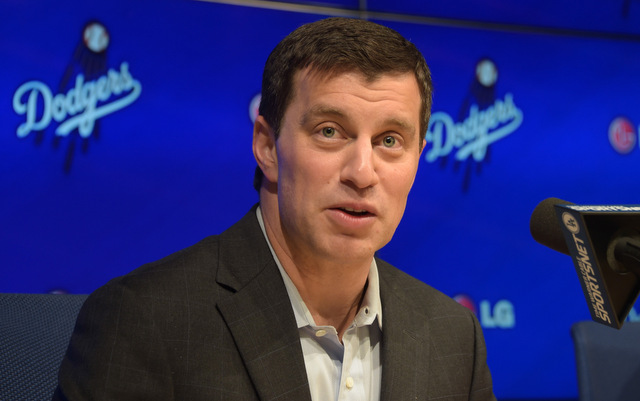 Andrew Friedman has the Dodgers in position to make a big move.