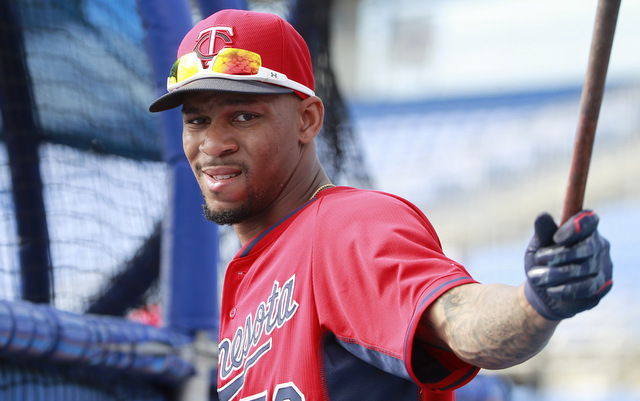 Top prospect Byron Buxton can't arrive soon enough.