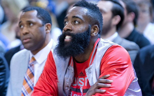 Blake Griffin Injury >> Five-Star Review: James Harden keeps stirring the pot - CBSSports.com