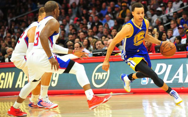 WATCH: The 60 best crossovers of the 2014-15 NBA season