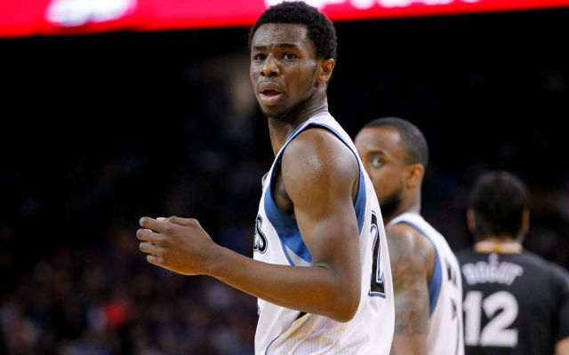 Is that Reed Richards or Andrew Wiggins?