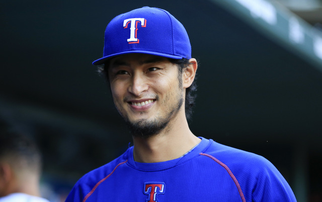 MLB has reportedly cleared Yu Darvish of any involvement in his brother's gambling ring.