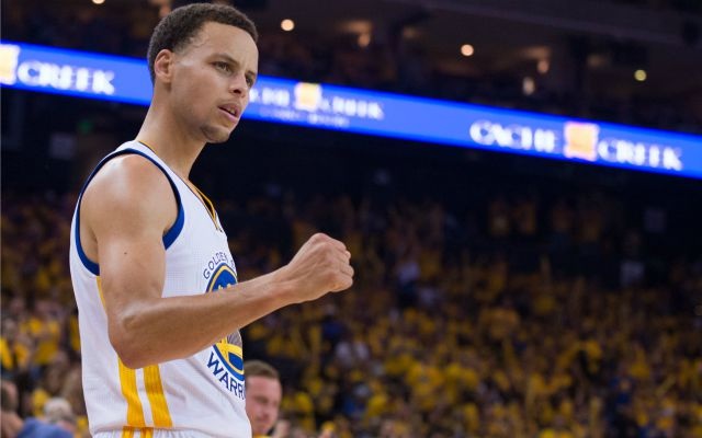 Steph Curry is fired up about NBA 2K16.