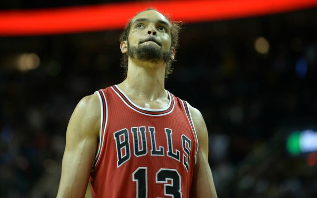 Joakim Noah is fed up with the violence in Chicago.