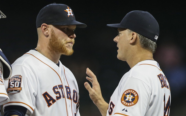 A.J. Hinch apologizes to Yankees after Brett Oberholtzer ...