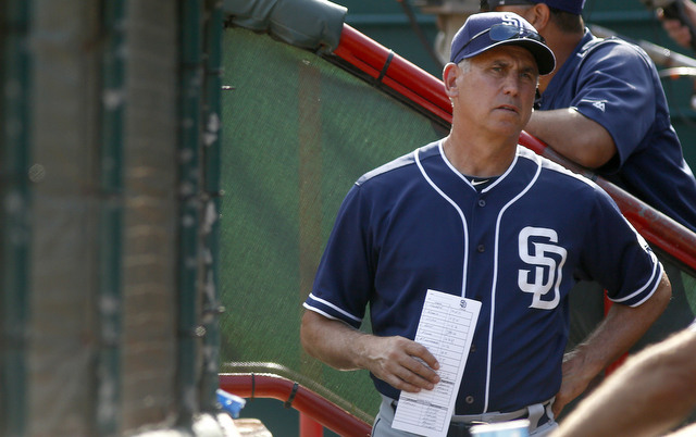 Bud Black will be the next manager of the Nationals.