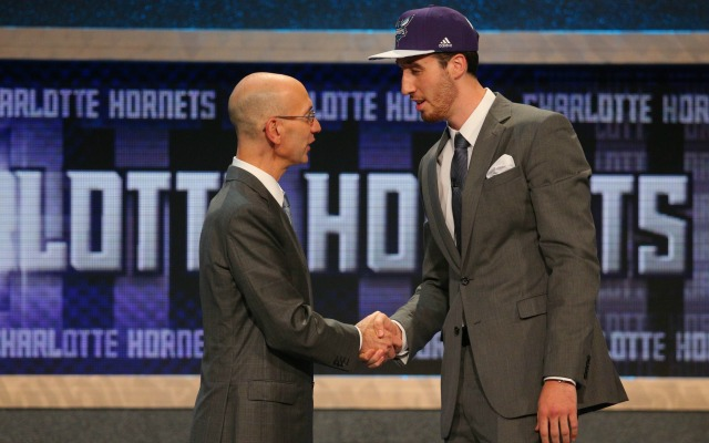 The Hornets got their guy in Kaminsky.