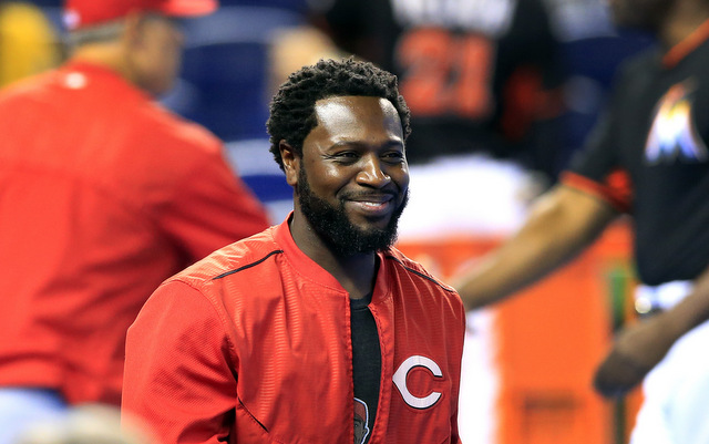 Brandon Phillips now looks unlikely to join the Nationals.