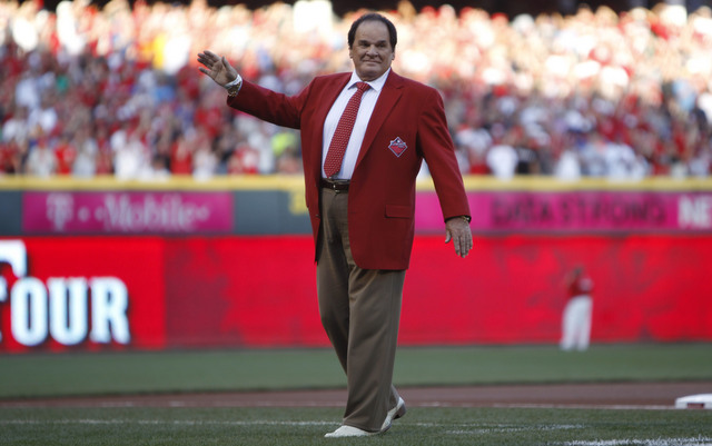 Commissioner Rob Manfred has rejected Pete Rose's latest bid for reinstatement.