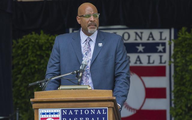 MLBPA chief Tony Clark thinks a draft lottery may be 'beneficial.'