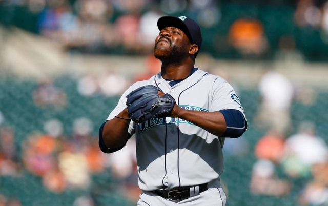 Fernando Rodney is a low risk pickup for the Cubs.