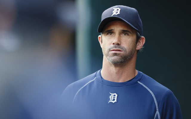Brad Ausmus is on the ...
