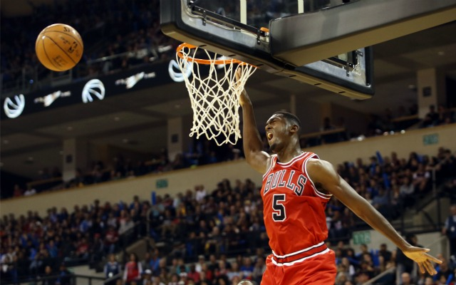 Bobby Portis is excited to be climbing up our rankings.