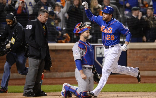 Daniel Murphy is hitting for more power thanks to hitting coach Kevin Long.