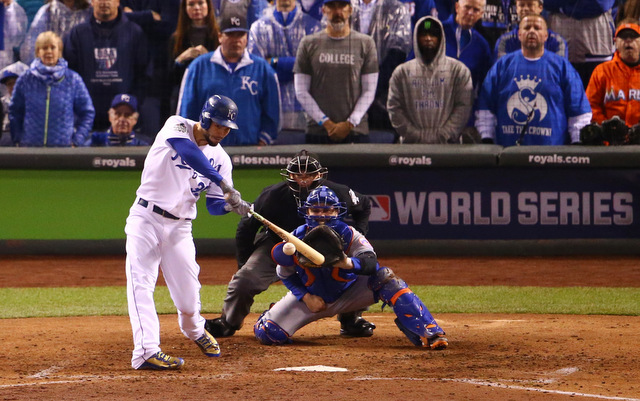 2015 World Series: Eric Hosmer gives the Royals the lead in