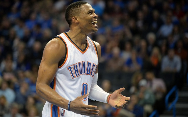 Derrick Rose Russell Westbrook No Longer The Epic Matchup Of Years