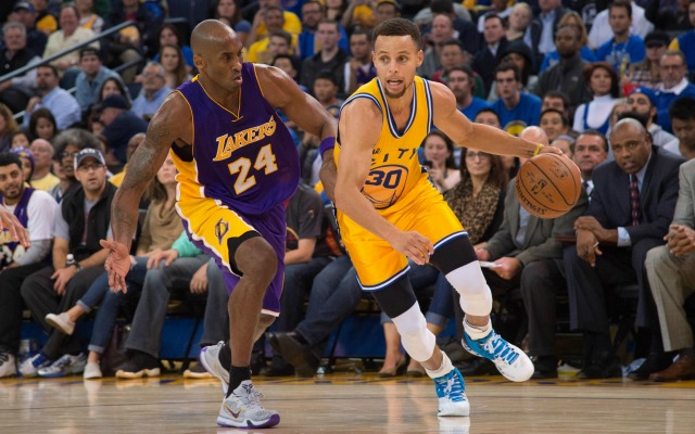 Kobe Bryant says Steph Curry is the 'toughest' player to guard in NBA