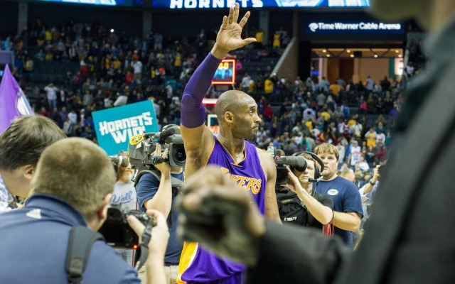 Kobe Bryant sticks to story that Hornets 'never wanted me' after draft