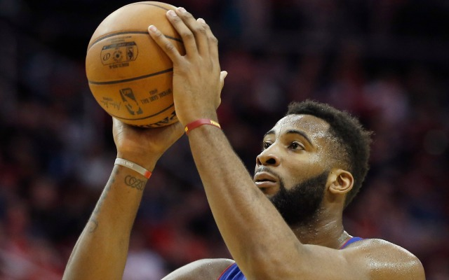 The Pistons are thinking outside the box when it comes to Andre Drummond's free-throw shooting.
