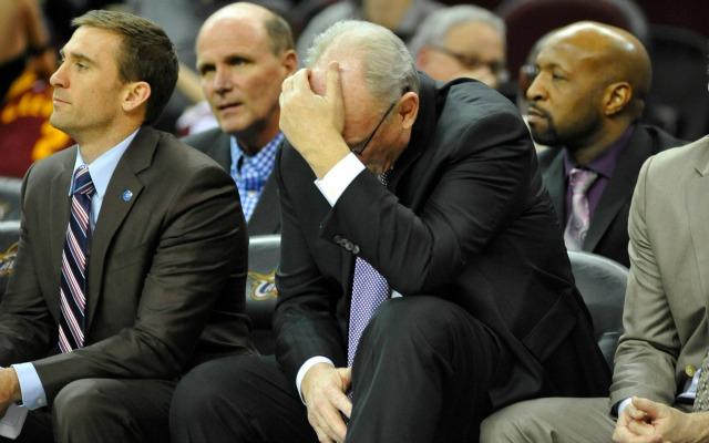 George Karl is still the coach of the Kings.