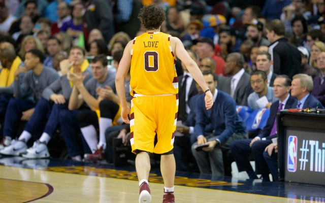 Is Kevin Love on the trade block?