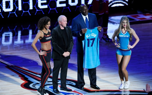 new concept f5dbf 1df4e ... game be moved from Charlotte. Michael Jordan is with the NBA when it  comes to North Carolina s HB2 law.