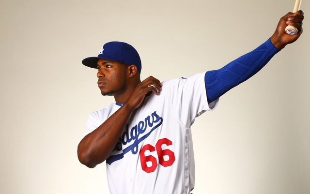 Clayton Kershaw is 'really impressed' with Yasiel Puig in ...